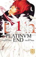 Platinum end 1 kaze m